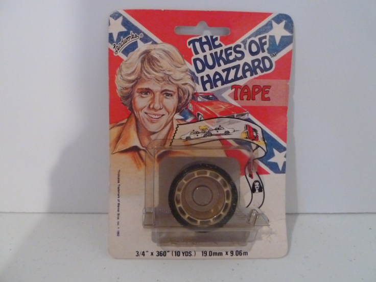 Dukes of Hazzard Tape