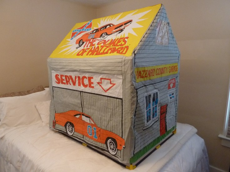 Hazzard County Garage Tent
