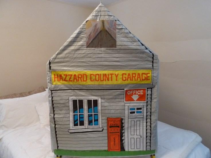 Hazzard County Garage Tent