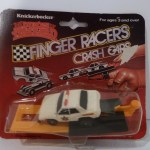 Finger Racer Crash Car Police Cruiser version 1