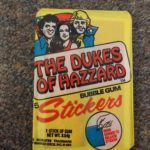 Dukes of Hazzard Bubble Gum Cards - Stickers