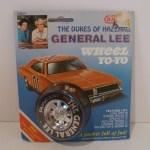 General Lee Wheel Yo-yo 1
