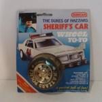 Sheriff's Car Wheel Yo-yo