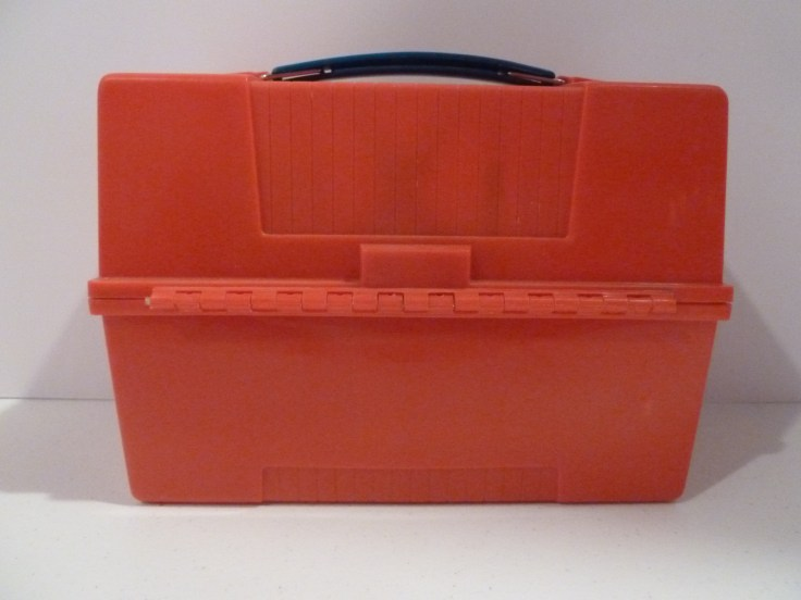 Dome Style Plastic Lunch Box