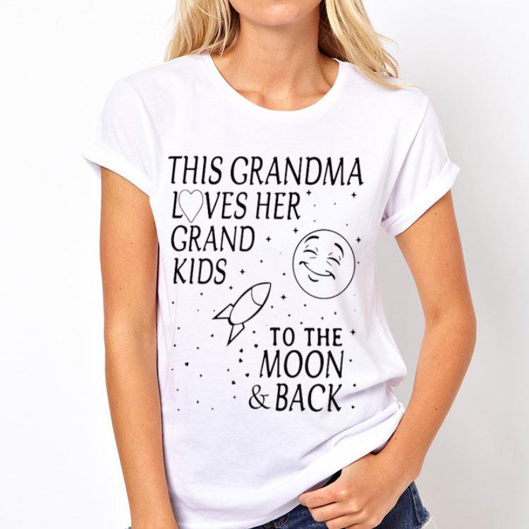 Download This Grandma Loves Her Grand Kids To The Moon And Back ...