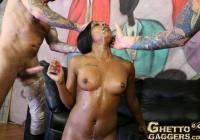 Ghetto Gaggers Kiianna Cox