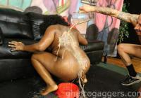 Ghetto Gaggers Layla Ray 2