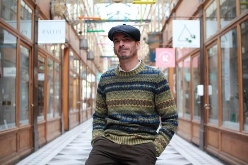éribé_pull_laine_shetland_homme_fairisle_duke_store_paris