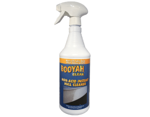NON-ACID INSTANT HULL CLEANER