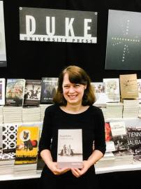Diana Fuss, author of Dying Modern