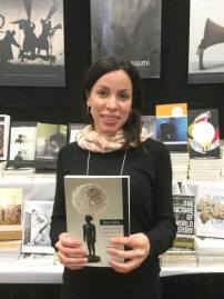 Judith Madera, author of Black Atlas