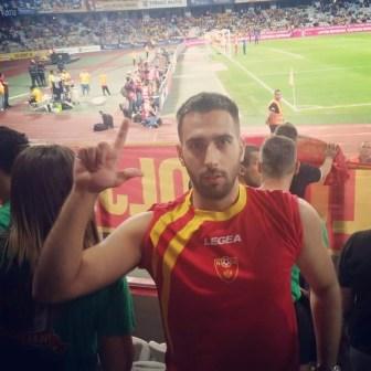 FIFA.Word.Cup.2018.Kvalifikacije.Rumunija.Crna Gora.20160909