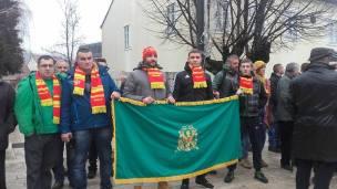 Istorija.Nalaganje.Badnjaka.Cetinje.20160104