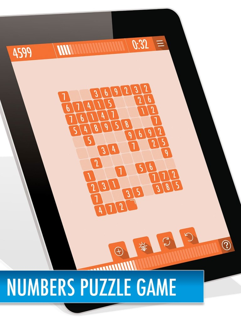 10 Seeds – Numbers puzzle game - Screenshot 1