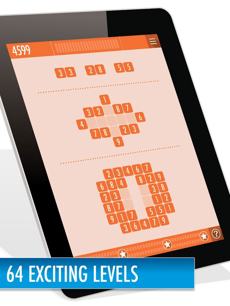 10 Seeds – Numbers puzzle game - Screenshot 3