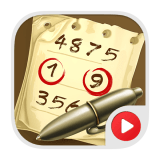 Sunny Seeds: Numbers puzzle game - App Icon
