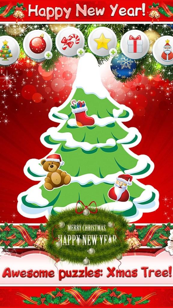 Xmas Tree! Christmas kids game 4
