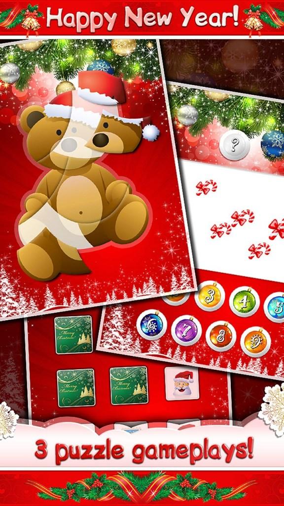 Xmas Tree! Christmas kids game - Screen 3