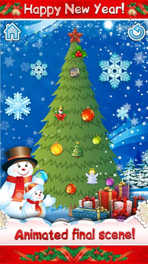 Xmas Tree! Christmas kids game 8
