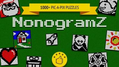 NonogramZ: 1000+ online puzzles