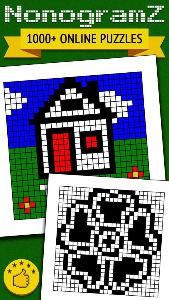 NonogramZ: 1000+ online puzzles Screenshot 1