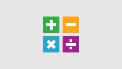 Just Math! – Math for kids!