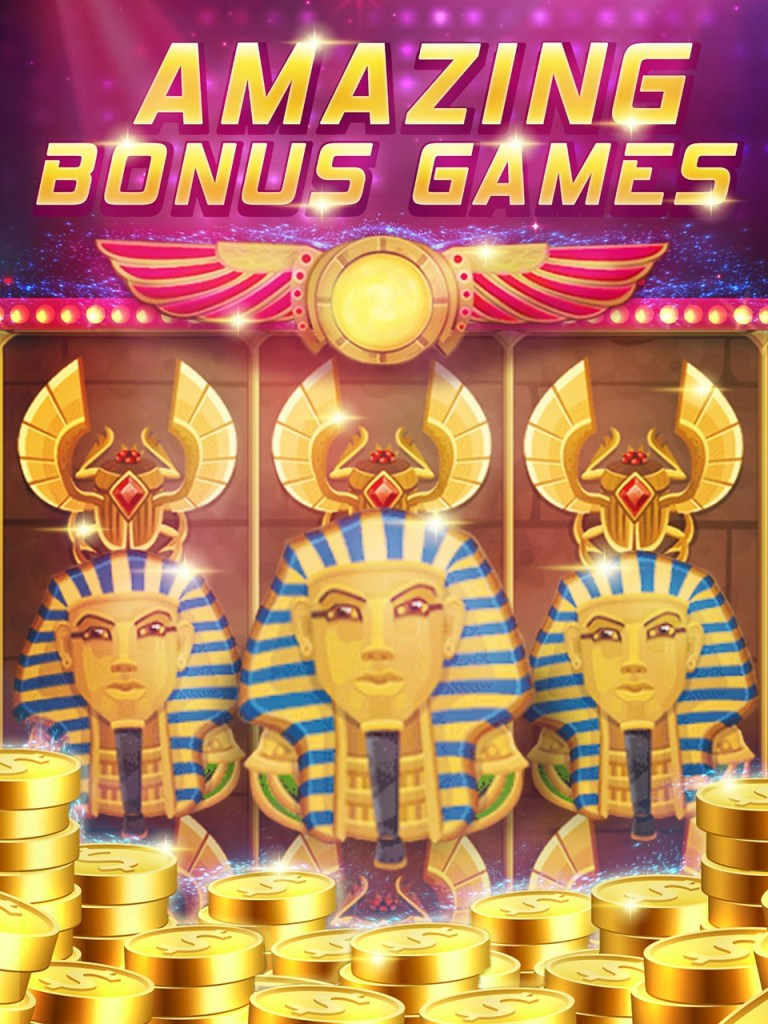 VIP Slots Club - Free Casino Slot Machines Screenshot - Amazing Bonus Games
