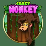 Crazy Monkey Slot Machine Icon