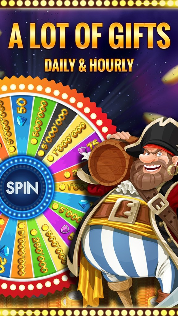 Treasure Island Slots Screen 4