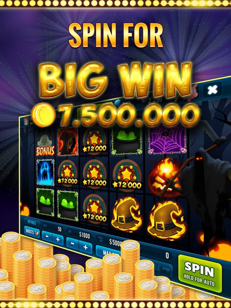 Halloween Slot Event - Free Casino Game 2