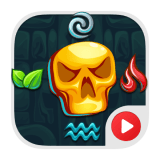 5 Elements: Match 2 Puzzle App Icon