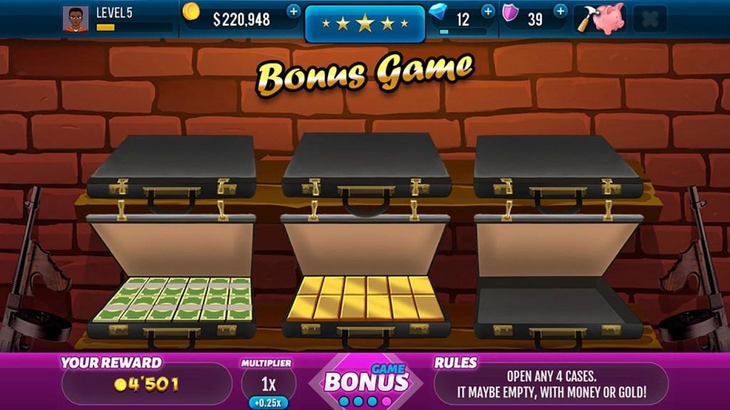 Mafioso Casino Slots S2