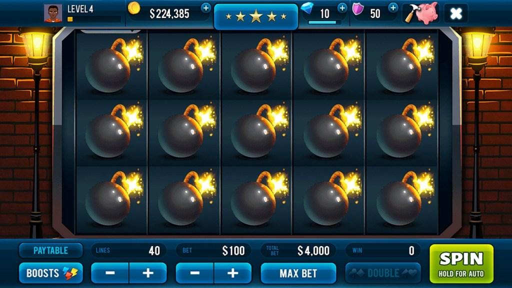 Mafioso Casino Slots S3