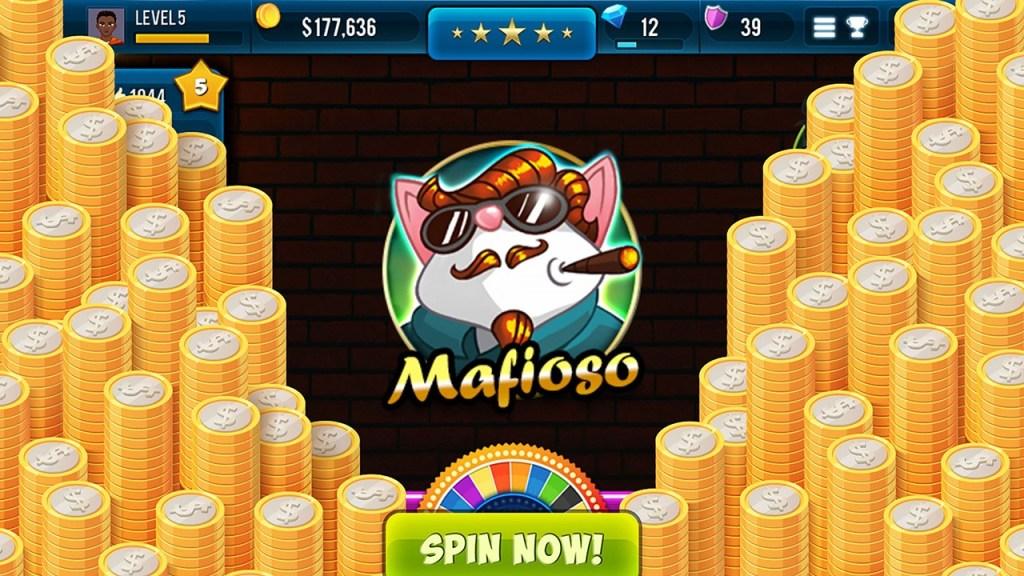 Mafioso Casino Slots S5
