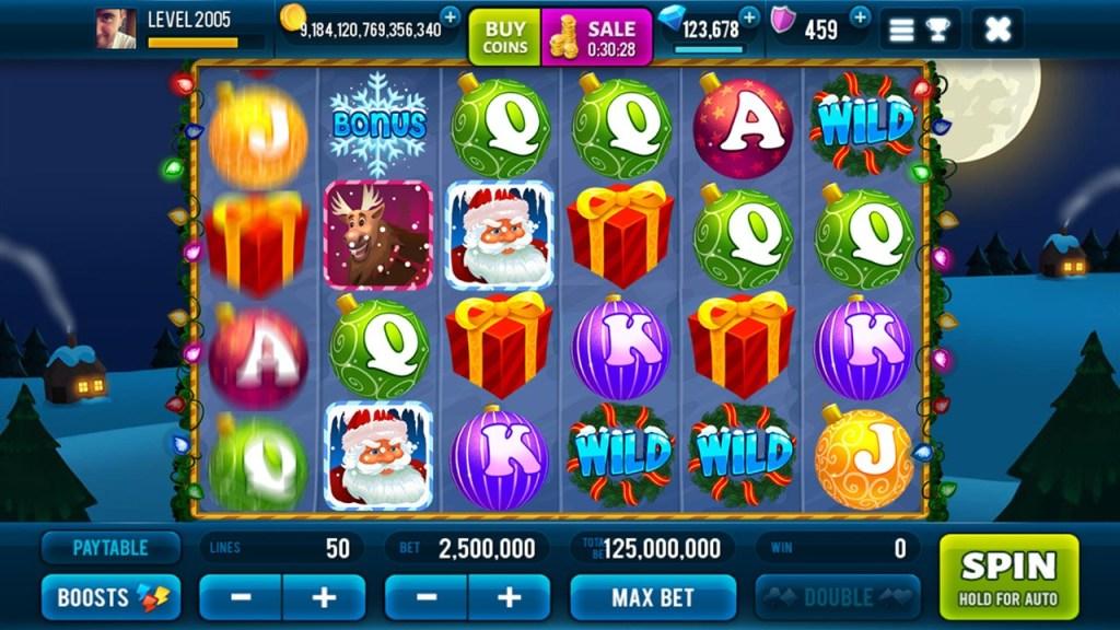 Rich Santa Slots 7