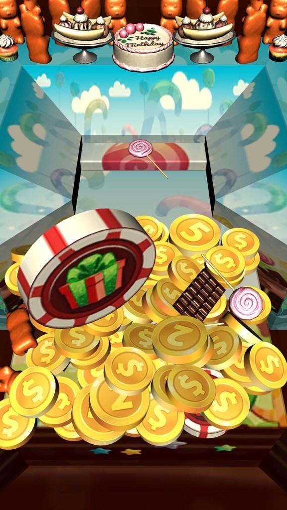 Candy Coins Dozer Screenshot 4