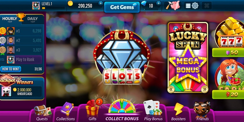 Diamonds Rush Slots 3