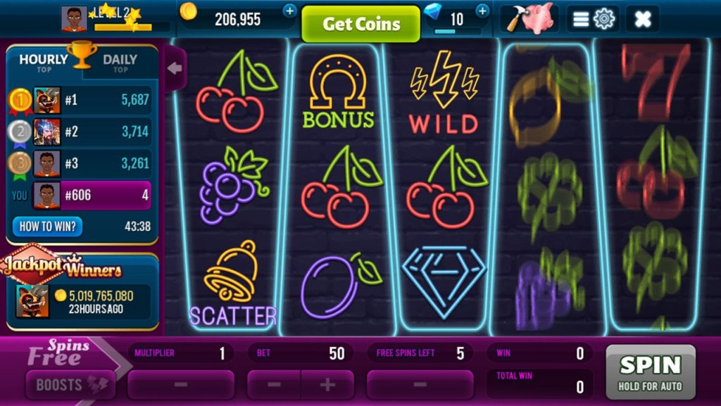 Neon Club Slots 6