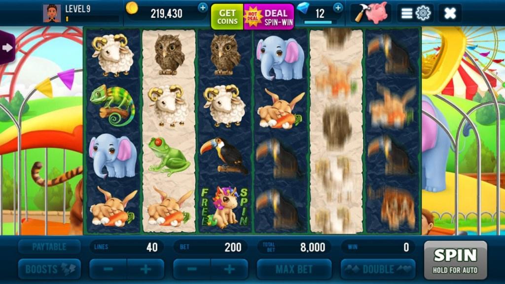 Rich Zoo Slots - Fun Casino Game - Screenshot #2