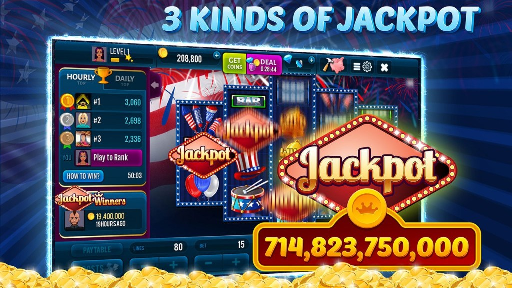 Independence Spin Slots 8