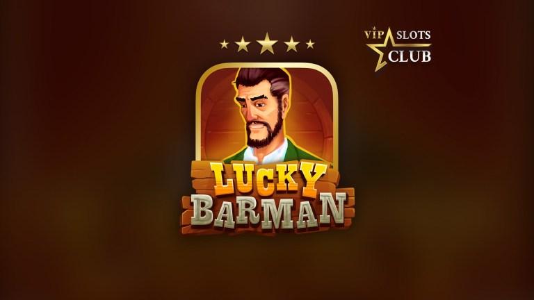 Lucky Barman Free Slots Casino Game