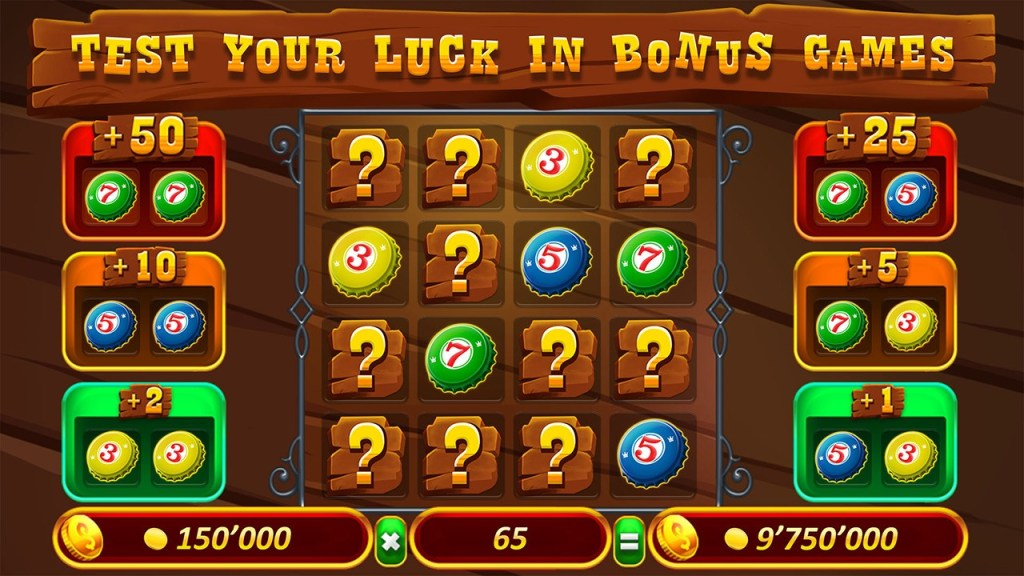 Lucky Barman Free Slots Casino Game Screen 3