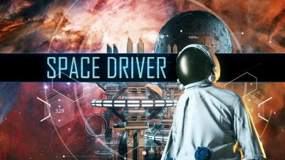SPACE DRIVER: Immersive Cosmic Ride