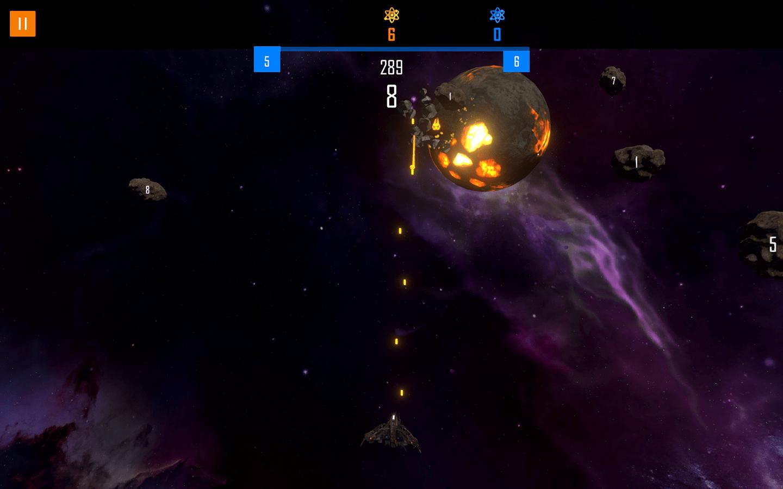 Asteroids Blast 1
