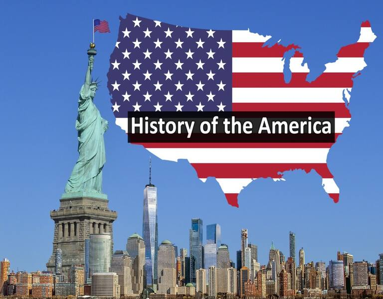 History of the America