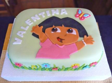 Torta Dora