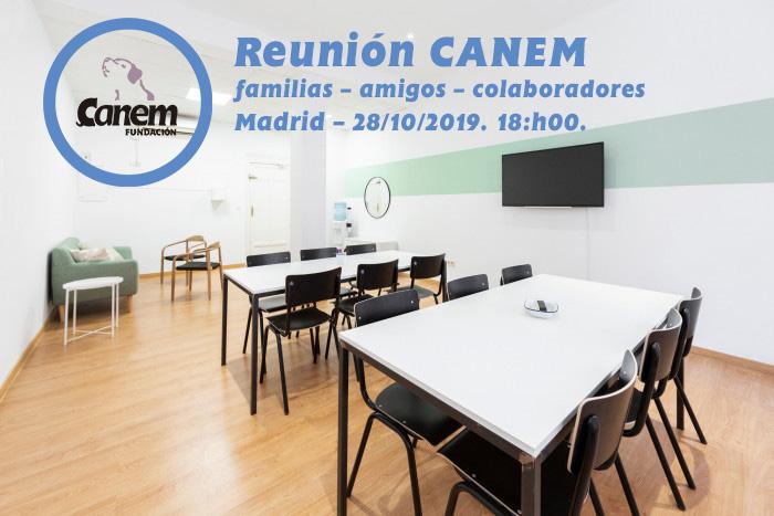 Actividades de la Fundación en Madrid. 28/10/2019