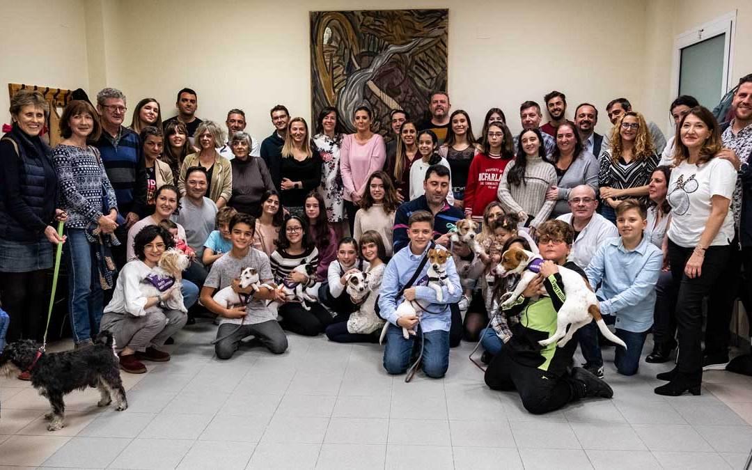 Crónica de la entrega 0319 de perros de alerta médica
