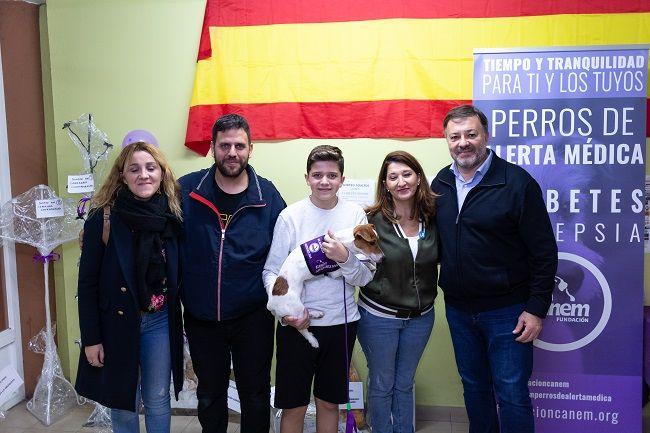 Éxito del Torneo de Squash solidario a beneficio de CANEM