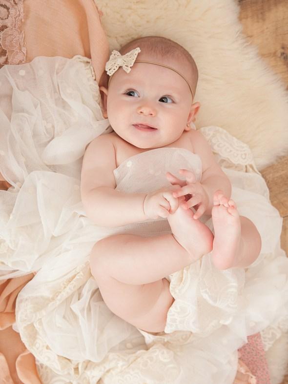 DulcesFotos bebé 4 meses 7